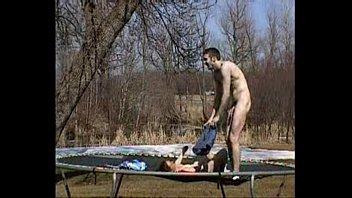 pornhub.Backyard trampoline sex - Pornhub.com