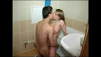 Step Brother and Sister Shouldnt Take Bath Together!