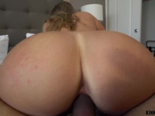 Kinky Family - Ashley Red - Fucked my stealing stepsister