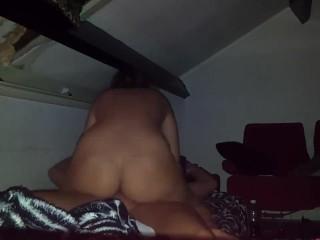 Hot ass girlfriend fucked