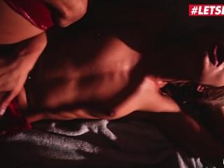XXXShades - Cherry Kiss Big Ass Serbian Slut Rough Pussy Fuck With Her Husband - LETSDOEIT