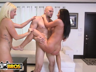 BANGBROS - Big Booty Overdose With Layla Price and Brittany Shae