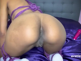Ebony Beauty Kitty Showing Off Her Hot Body