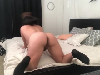 Latina Girl Twerking