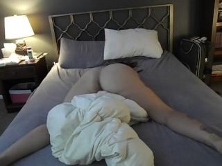 Comforter Humping Orgasm